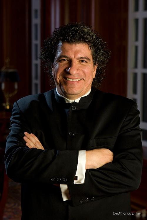 Maestro Guerrero returns to the MIMC! - News - Concours ...