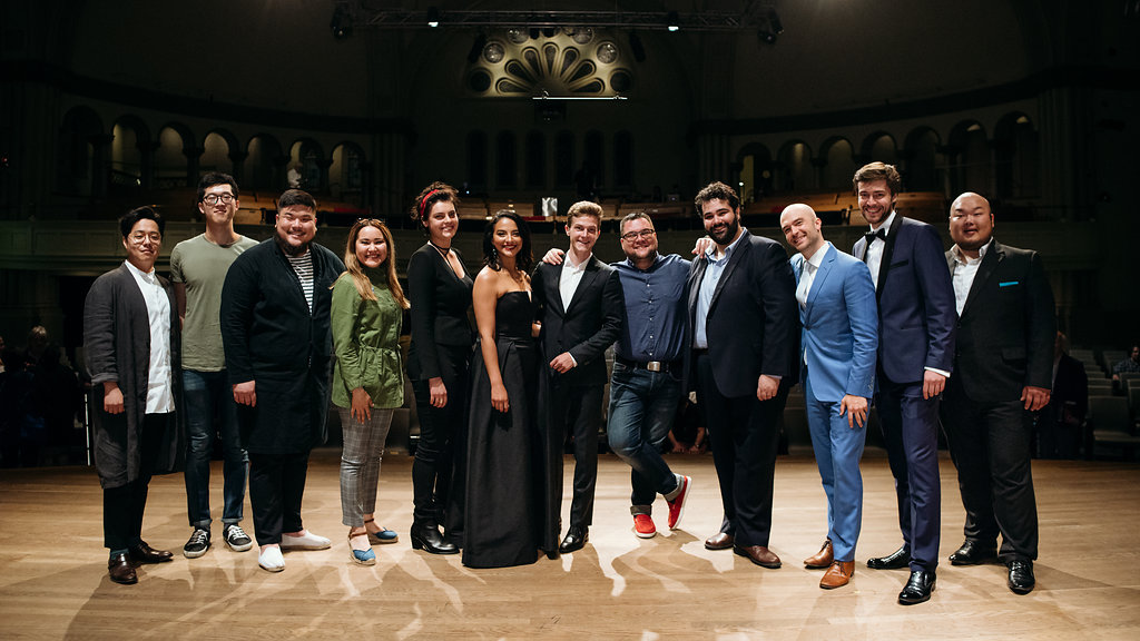 Voice 2018 Aria Semifinalists